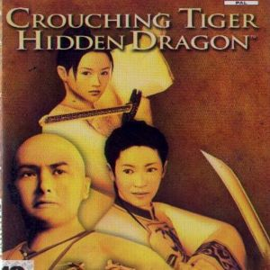 CROUCHING TIGER HIDDEN DRAGON - PS2