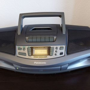Panasonic RX-DS19 AC