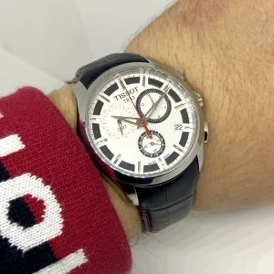 Tissot T-Trend Couturier Chronograph GMT