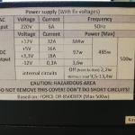 Τροφοδοτικό πάγκου (ιδιοκατασκευή)   3.3V 5V 12V