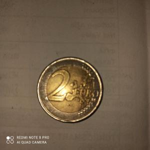 νόμισμα 2 ευρω