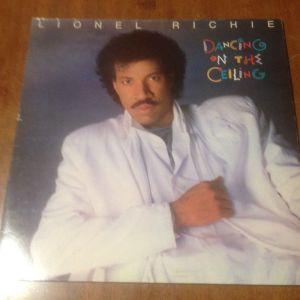 Lionel Richie – Dancing On The Ceiling - Δίσκος Βινυλίου 1986