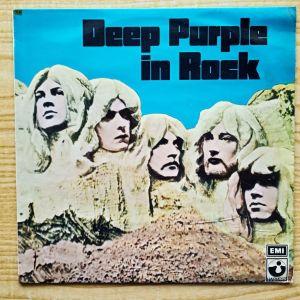 DEEP PURPLE - Deep Purple In Rock (1970) Δισκος Βινυλιου Classic Hard Rock