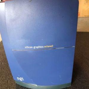 SGI SILICON GRAPHICS OCTANE2 OCTANE 2*400MHZ SERVER WORKSTATION CMNB015ANG400