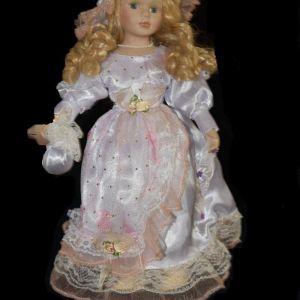 vintage πορσελάνινη κούκλα 1995