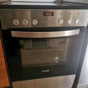 Pitsos κουζίνα σε εγγύηση PHCB555K. 5