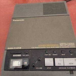 Τηλεφωνητής αυτόματος Panasonic