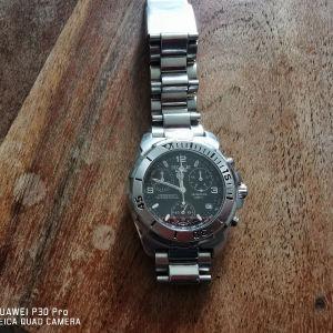 sector chronograph Sapphire crystal 100m