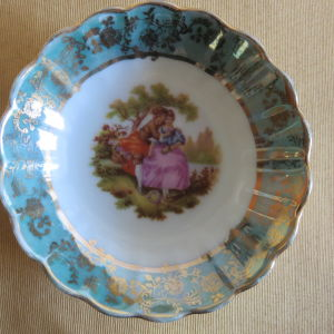 Vintage πιατακι extra porcelain IOHPAP japan