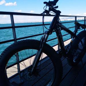 Mountain bike 4x4