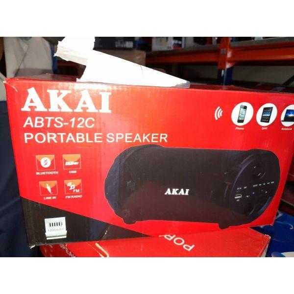 Akai ABTS-12C forito ichio Bluetooth