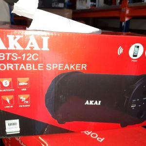 Akai ABTS-12C Φορητό ηχείο Bluetooth