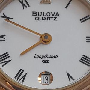ρολόι bulova Quartz γυναικείο