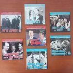 7 DVD ΜΕ ΥΠΕΡΟΧΕΣ ΚΩΜΩΔΙΕΣ ΤΟΥ ΕΛΛΗΝΙΚΟΥ ΚΙΝΗΜΑΤΟΓΡΑΦΟΥ  ΚΑΙ ΗΘΟΠΟΙΟΥΣ ΠΟΥ ΟΛΟΙ ΑΓΑΠΗΣΑΜΕ.