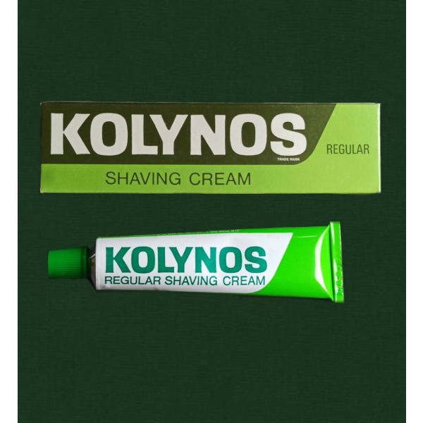 KOLYNOS shaving cream