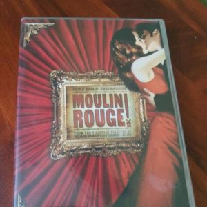 Moulin Rouge , original dvd