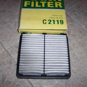 MANN C 2119 AIR FILTER DAEWOO MATIZ 0,8-1,0