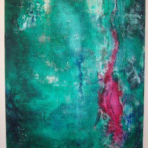 Ακρυλικός πίνακας - 120 x 90 cm