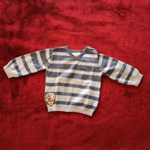 Μπλούζα πλεκτή βαμβακερή Levi's 12 μηνών