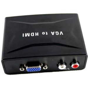 Μετατροπέας VGA σε HDMI, DeTech