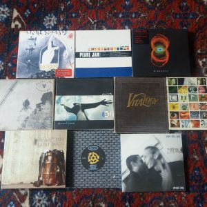 Pearl Jam & Stone Gossard cd collection