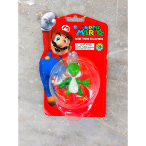 Super Mario Συλλεκτική Φιγούρα  Δεινόσαυρος Yoshi