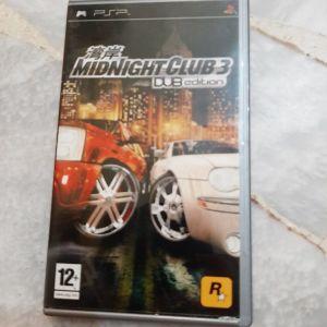 Midnight Club 3 Dub Edition (SONY, PSP)