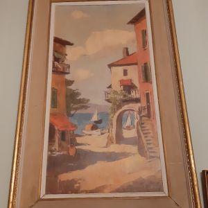 Πίνακας ζωγραφικής αντικα