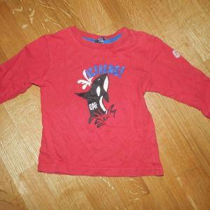 gap μπλουζα για 12-18μηνων