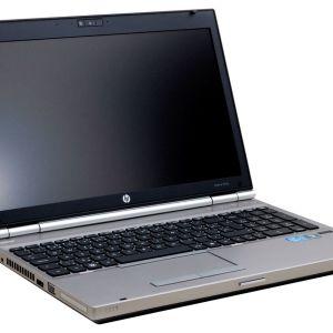 HP Elitebook 8570p i7-3520M / 500 HDD / 4 GB RAM / KAMERA / Display size 1600x900