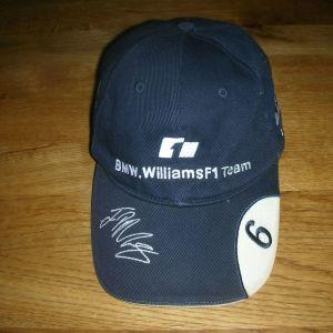 καπέλο συλλεκτικό BMW.  WilliamsF1 Team