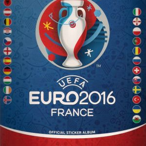 ΑΛΜΠΟΥΜ  EURO 2016  (ΠΑΝΙΝΙ)  550/680