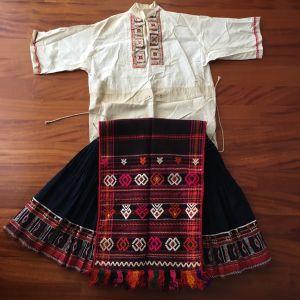 Παραδοσιακή φορεσιά αυθεντική