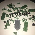 Κουτάκι Σολπα με κομάντος Στρατιωτάκια