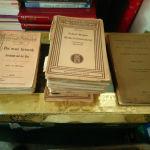 παλαιά βιβλία γερμανικά