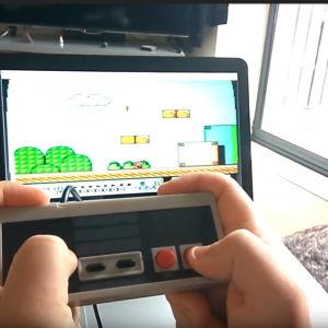 Κλασσικο Χειριστηριο Universal USB NES