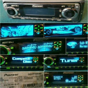 pioneer pm 7400 mp3