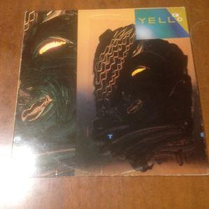Yello - Stella. Δίσκος Βινυλίου 1985 (Electronic)