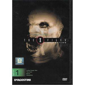 5 DVD / THE X FILES  /  ORIGINAL DVD / 6 ΕΥΡΟ ΕΚΑΣΤΟ