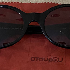 yes saint Lauren sunglasses authentic made in Italy in excellent condition
