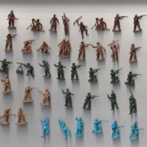esci ertl toy soldiers 1.72