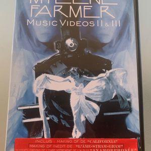 Mylene Farmer - Music videos 2 & 3 dvd