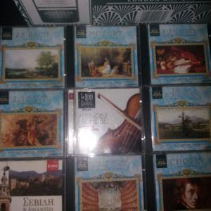 18 CD Κλασσική μουσική