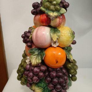 Διακοσμητικό με φρούτα