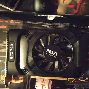 Nvidia gtx 750
