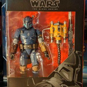 Star Wars black series Mandalorian Heavy Infantry φιγουρα