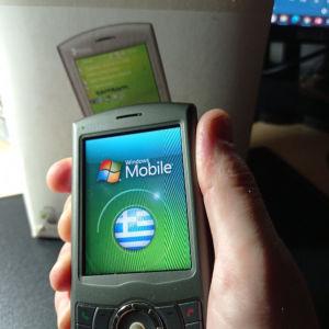 HTC P3300 Microsoft windows mobile