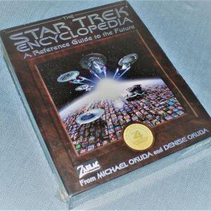 The Star Trek Encyclopedia – 4 CD-ROM