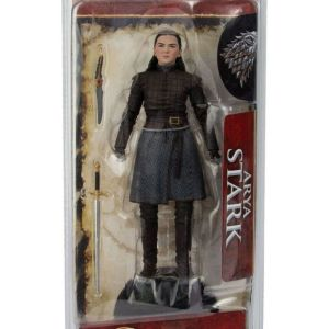 BRAND NEW & SEALED McFarlane Toys Game of Thrones Action Figure Arya Stark 15 cm