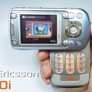 Sony Ericsson W550i WHITE